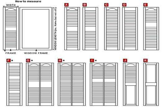 How to build window shutter design pictures pdf plans for Shutter window design
